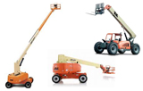 Aerial & Lifting Equipment Rentals in Henderson, Madisonville, & Carthage TX