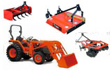 Agriculture Equipment Rentals in Henderson, Madisonville, & Carthage TX