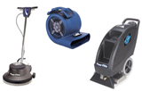 Floor Care Equipment Rentals in Henderson & Madisonville TX