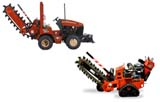 Trenching Equipment Rentals in Henderson, Madisonville, & Carthage TX