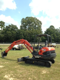 Where to find Kubota KX121 Excavator W  24  Bucket in Henderson