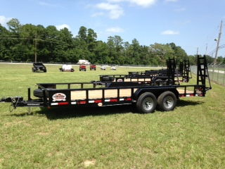 Where to find Trailer   20 ft. Heavy duty in Henderson