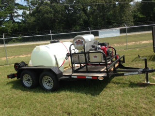 Where to find Pressure Washer SteamCleaner Trailer Mnt in Henderson