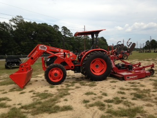 Where to find Tractor W  Loader 70HP Kubota in Henderson