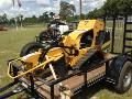 Where to rent Stump Grinder Walk Behind Vermeer SC30TX in Henderson TX
