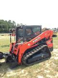 Where to rent Skid Steer Track Loader 75 HP W  AC Cab in Henderson TX