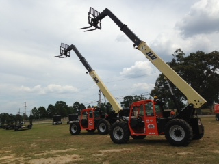 Where to find 6000 Lb. Telehandler JLG G6-42A in Henderson