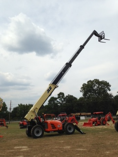 Where to find 10,000 Lb. Telehandler  JLG G10-55A in Henderson