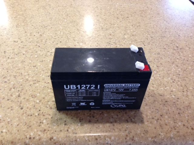 Where to find 12 Volt Feeder Battery, 7.0 amp Hour in Henderson